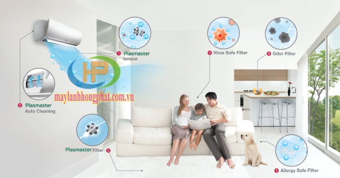 Cách lựa chọn mua máy lạnh cho mùa nắng nóng